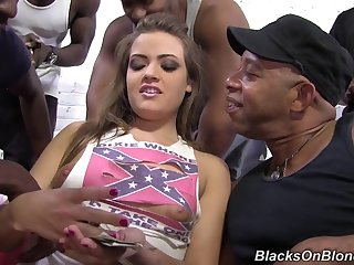 Black, Gangbang, Group, Interracial, Orgy, Pov, Sex, Teen,