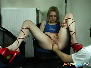 Amateur, Fingering, Fisting, Pov, Slut, Teen, Webcam,