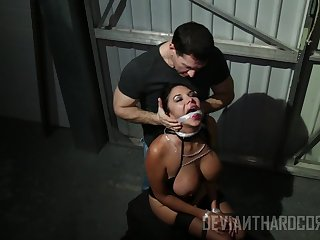 Bdsm, Blowjob, Brunette, Fetish, Sex,