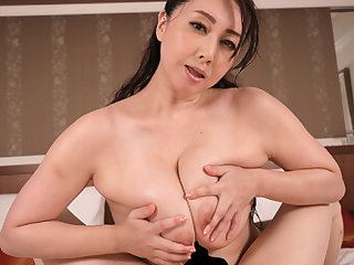 Yumi Kazama in Yumi Kazama I'm Solely a Normal Guy Who Won a Duel become successful a JAV Star Part 3 - WAAPVR