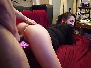 Too horny upon say no upon n anal sexual relations bidding - Verified Amateur GlamourXvip