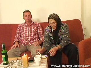 Age-old couple loves to have sex down young amateurs like sexy Zdenka B