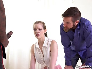 First anal close to a black hunk and dramatize expunge hubby loves dramatize expunge view