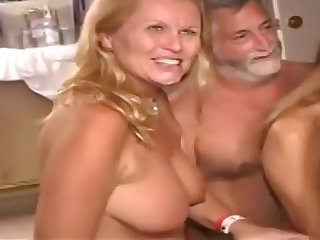 Older Ladies Get Crazy - hot coitus band