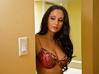 Ava Addams needs money and cock