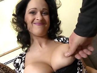 Full-Breasted Tortuosities Mommy Make Love