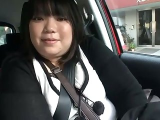 This beamy Japanese slut loves to eat for sure and she loves chum around with annoy dick