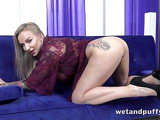WetAndPuffy - Kayla Untried Busty And Succulent