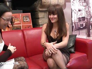 La France A Poil - Pretty Added to Sexy, Prisca Is A Porn Pr