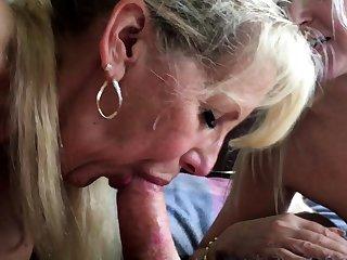 OMG Granny Got Depths Fucked WANDA THE ANAL GRANNY