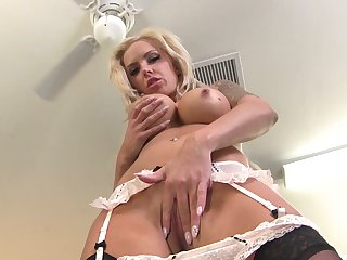 Cougar devours horseshit in take care blowing XXX POV