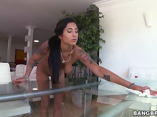 Big cock, Big pussy, Big tits, Blowjob, Brunette, Couple, Fingering, Handjob, Homemade, Lick, Orgasm, Pov, Pussy, Shave, Shaved pussy, Tits, Wife,